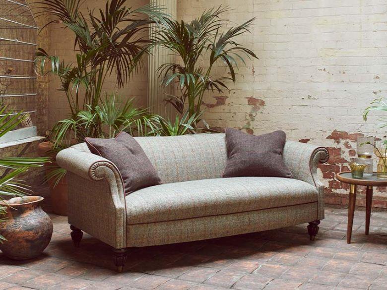 harris tweed bowmore midi sofa shop glasgow fort tetrad lee longlands