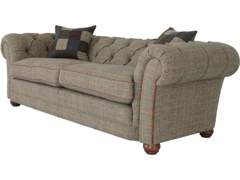 harris tweed bowmore midi sofa sofas and loveseats for small es leather sectional monach