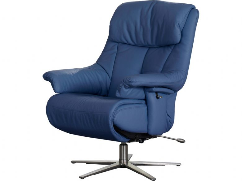 Himolla Fantasia Leather Recliner Chair  Lee Longlands