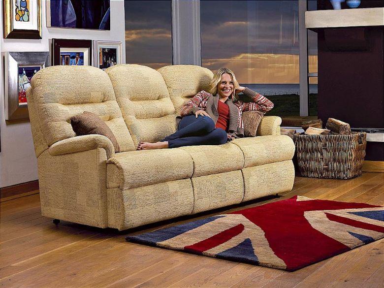 grey power reclining sofa wedge lee industries sherborne keswick - longlands