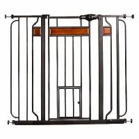 Carlson Pet Gates Carlson Design Paw Extra Tall Expandable ...