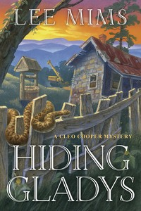 Hiding Gladys novel cover