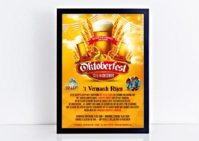 Poster Oktoberfest