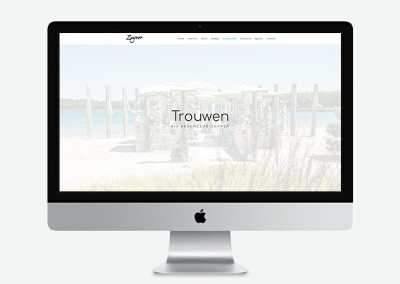 Website Beachclub Zuyver