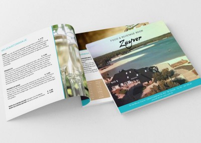 Food & Beverage book Zuyver