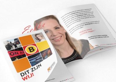 Brochure Omroep Brabant