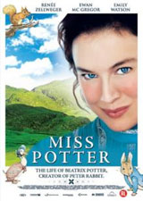 Cover Miss Potter DVD
