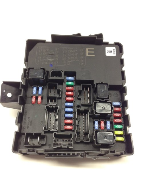 small resolution of details about nissan armada frontier pathfinder titan xterra ipdm fuse box