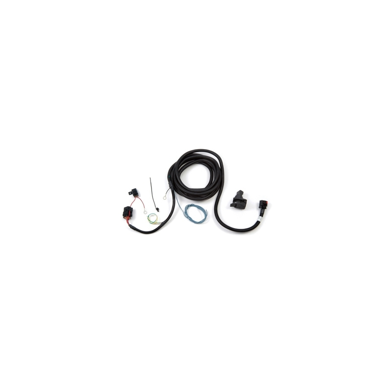 2008-2019 Dodge Caravan 7 Way Round Trailer Wiring Harness