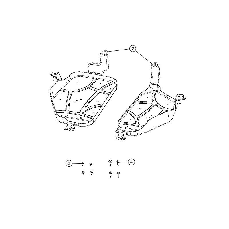 Jeep Skid Plates LeeParts.com