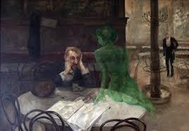 The Green Faerie, Viktor Oliva