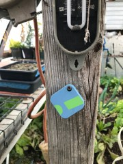 SensorPush in greenhouse