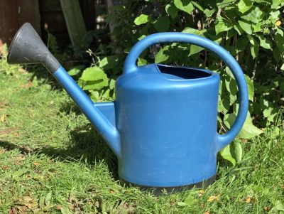Watering can, French blue