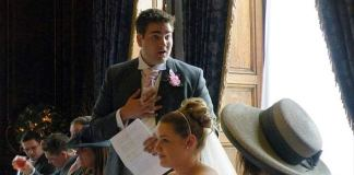 Discurso de boda del novio