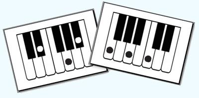 Chords In A Flash! Flashcards