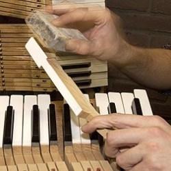 Behandeling klavier