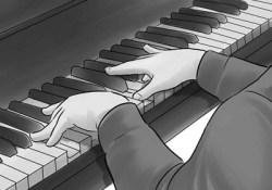 Vingerzetting piano