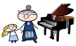 Pianoles voor ouderen