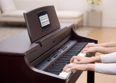 Piano liedjes leren spelen