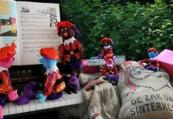 Sinterklaasliedjes piano