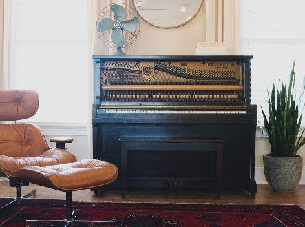 Zelfspelende piano