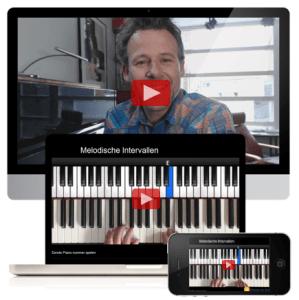 Pianoles van René