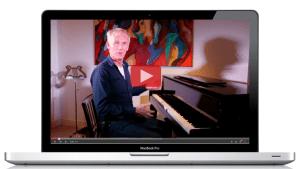 Pianoles van Cor Bakker