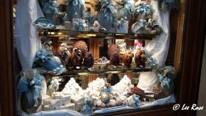 Cafe Gilli, Florence, Easter (Pasqua) window