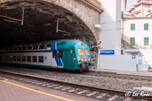 Train station Riomagiorre