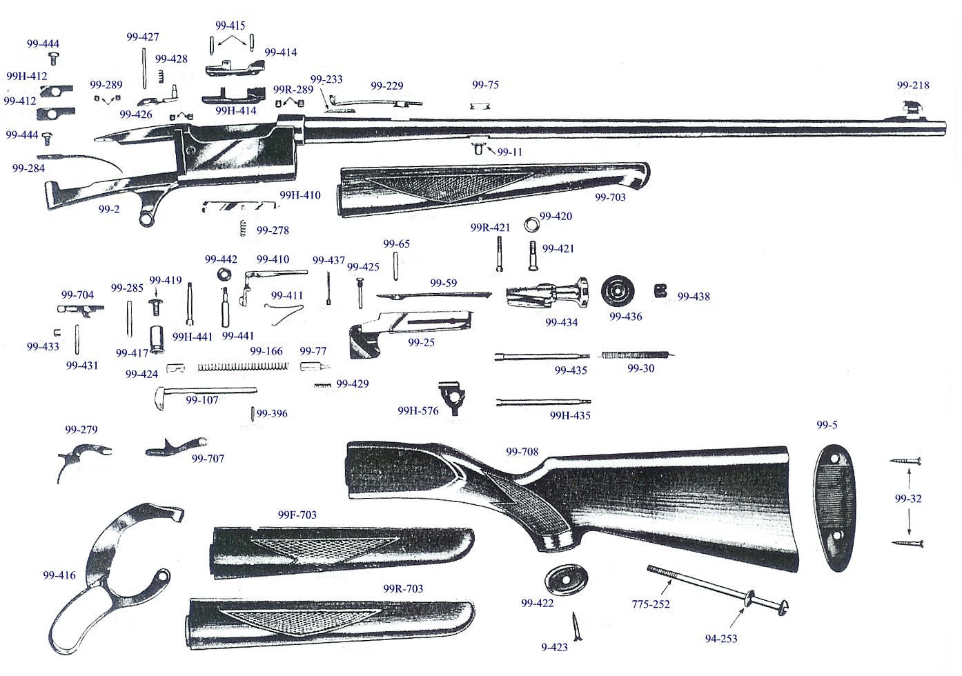 savage model 110 parts diagram rheem heat pump air handler wiring schematic get free image about