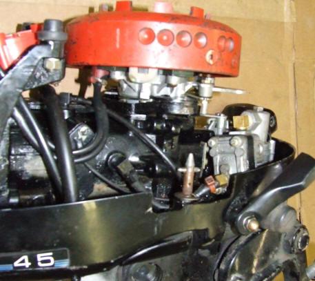 110 Block Wiring Diagram Mercury 4 5 Repairs