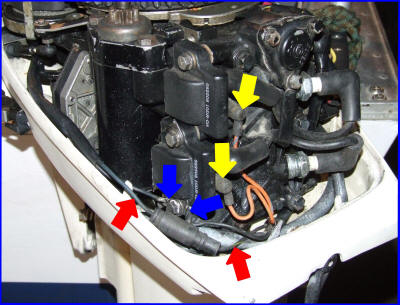 yamaha outboard ignition switch wiring diagram home air conditioner thermostat maintaining johnson 9.9 troubleshooting