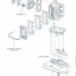 Outboard Motor Lower Unit Diagram Rat Respiratory System Mercury Impremedia