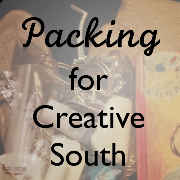 Packing for Creative South