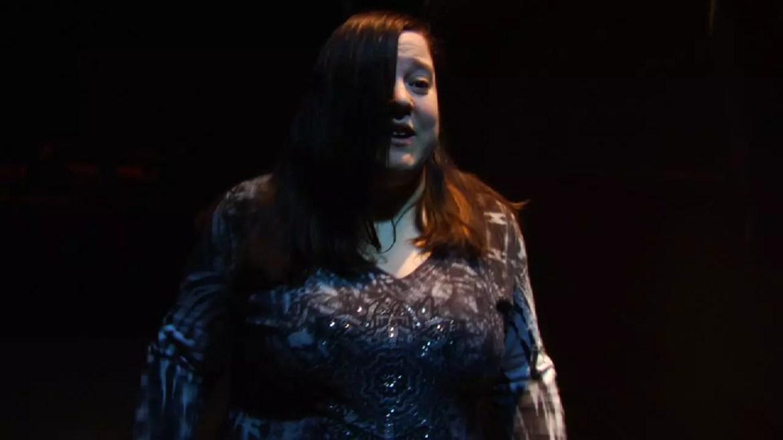 Actress Sarah Whitaker
