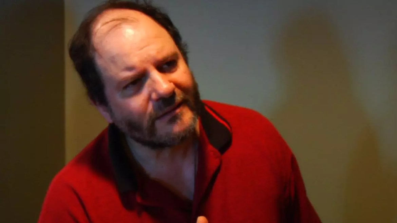 Actor Richard Feller