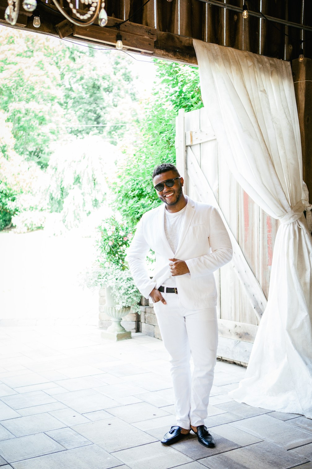 all white outfits for guys