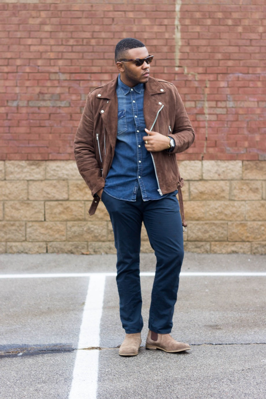 Suede Jackets for Men | Fall 2017 Shopping Guide
