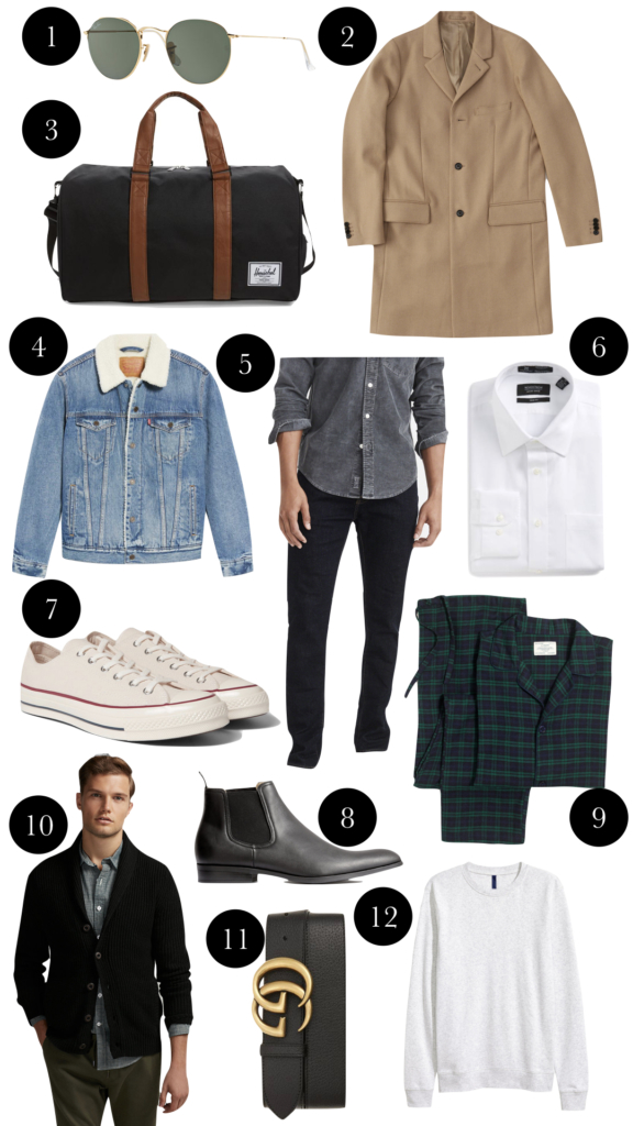 What to Wear: Men's Thanksgiving Outfit Style Guide