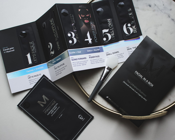 SkinForum M Facial in a Box Review and Special Offer