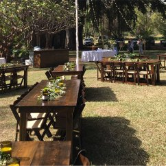 Chair Table Rental Gci Outdoor Recliner Rentals Kauai Lees Lee S A Tent And Wood Farm Tables Chairs