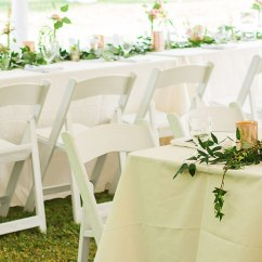 Renting Tables And Chairs For Wedding Chair Cover Rental Hawaii Event Table Rentals Lee S Kauai