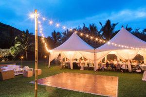 kauai tent rental and party supply company