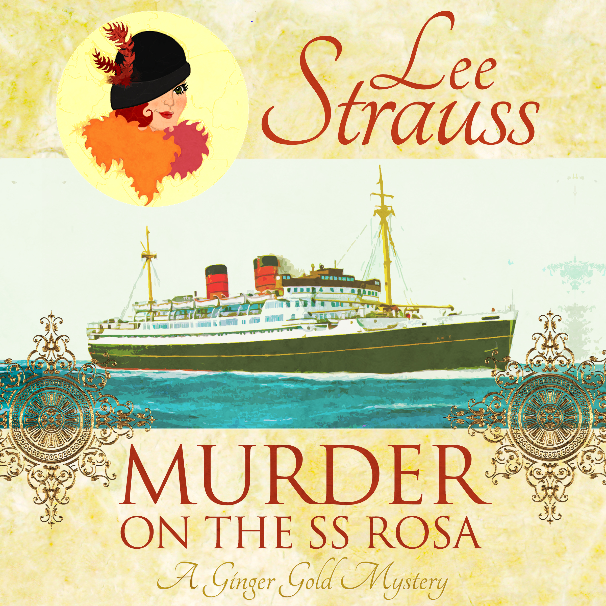 Murder on the SS Rosa Audible