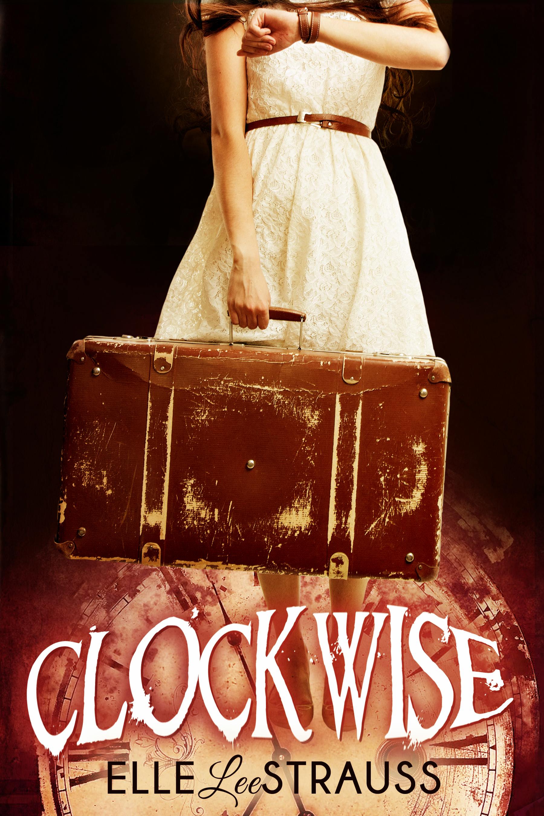 CLOCKWISE: A Young Adult Time Travel Romance