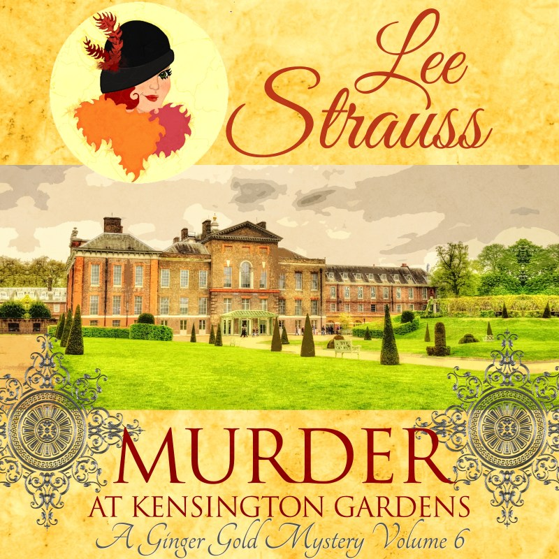 Murder at Kensington Gardens (Audio Book)