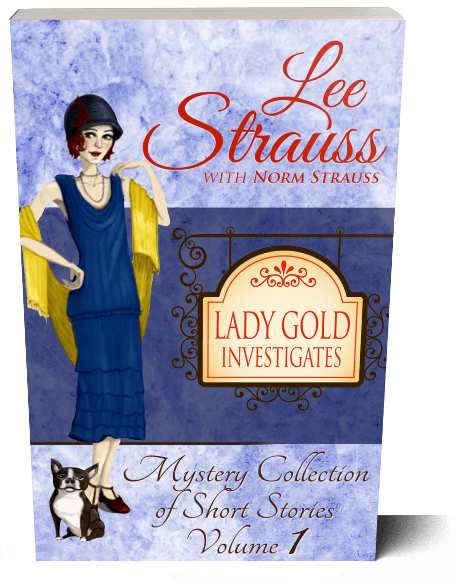 book cover 1920s cozy mystery