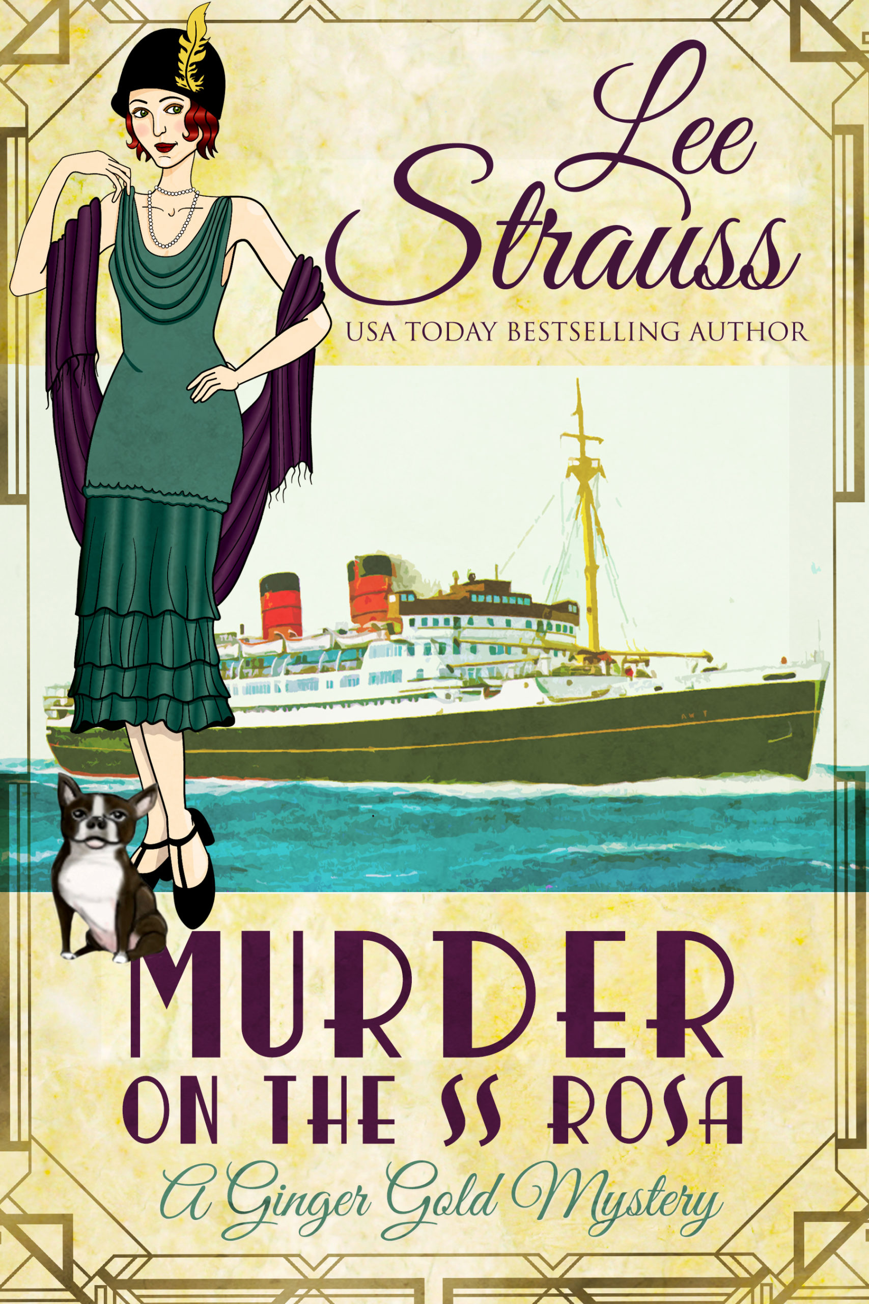 cozy mystery historical fiction