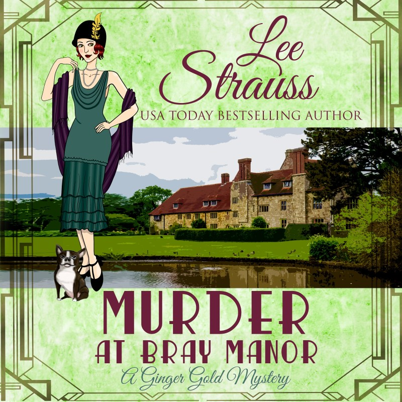 Murder at Bray Manor (Audio)