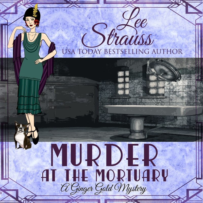 Murder at the Mortuary (Audio)